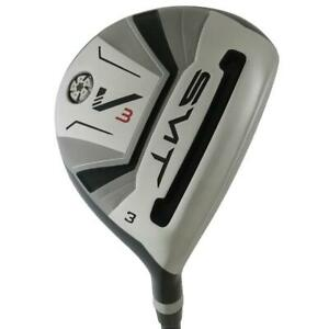 New SMT Golf V3 Fairway Woods - Speed Distance Accuracy - Choose Loft and Flex