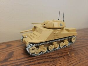 Solido Grant Tank US WWII No. 6071 1/50 Scale Diecast Metal Heavy For Size!