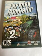 Farming Simulator 2009 PC NO KEYS INCLUDED