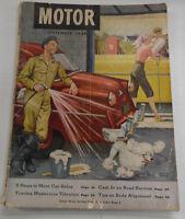 Motor Magazine 5 Steps To More Car Sales September 1954 040317nonr