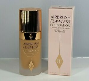Charlotte Tilbury airbrush flawless foundation 11 COOL/FROID 1oz/30ml **NIB**