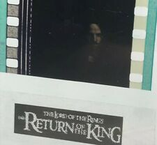 Authentic Lord Of The Rings Return Of The King Movie Film Strip 5 Cells Aragorn