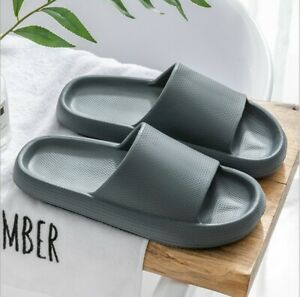 Pillow Slides Sandals Ultra-Soft Slippers Extra Soft Cloud Shoes Anti-Slip New