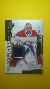 2017-18 Ultimate Collection Ultimate Performers Carey Price 80/99 Montreal HABS