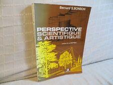 perspective scientifique et artistique par Bonbon Eyrolles 1983