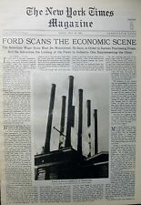 ARABIA THOMAS RUB' AL KHALI - FORD JOAN ARC ISBEN UNAMUNO 5-1931 May 24 NY Times