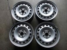 4 x VW Stahlfelgen 6 x 15 ET 47  Nr. 2K0601027 B