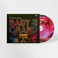 The Love Language Baby Grand (2018) 11-track CD Album digipak Verpackt