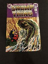 Swamp Thing #1 MEGA KEY 1st appearance and origin NO RESERVE