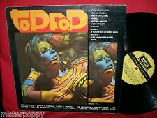 TOP POP VVAA LP 1972 ITALY EX+ Sexy Psych Cover Dominga Beat Popcorn Yepes etc.