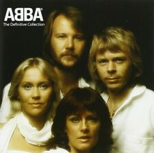 ABBA - The Definitive Collection 37-Track 2-CD Set (2001, Universal)