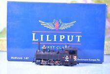 Liliput H0e Br. 298.06 Dampflok der ÖBB Nr. L 141485