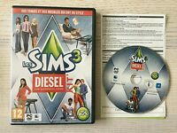 The Sims 3 - Diesel - Expansion Pack (PC DVD MAC) Les Sims (French Version)