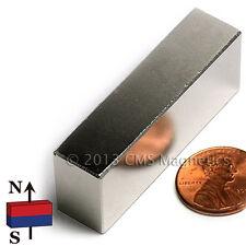 """Neodymium Magnet N45 2x1/2x3/4"""" Rare Earth NdFeB Bar Magnet 20 PC"""