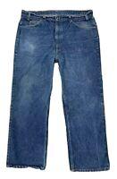 Vintage 80's Levi's 517 Dark Denim Jeans Sz 36x26 Made In USA