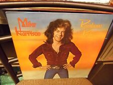Mike Harrison Rainbow Rider LP 1975 Island Records VG+ [Spooky Tooth]