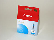 Genuine Canon CLI-8 cyan ink cli8c Pro 9000 Pro9000 Mark II printer CLI8 8