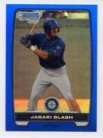 2012 Bowman Chrome JABARI BLASH Rookie Card BLUE REFRACTOR /250 New York Yankees