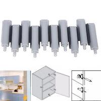 10X Cabinet Cupboard Kitchen Door Damper Buffer Soft Closer Cushion Close Stop J