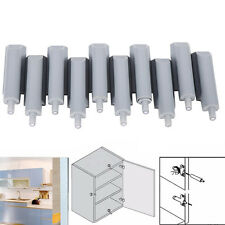 10X Cabinet Cupboard Kitchen Door Damper Buffer Soft Closer Cushion Close Stop J