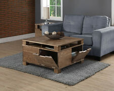 Jual Solid Wood - Rustic Oak Coffee Table - SPECIAL OFFER WAS £359