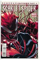 Scarlet Spider 11 Marvel 2013 VG FN Agent Venom Minimum Carnage Spider-Man