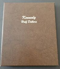 Dansco Kennedy Half Dollars Album 1964-1997 (3 pages)