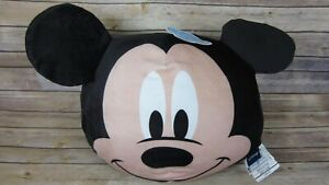 Disney's Mickey Travel CLOUD PILLOW ~ NEW with TAGS