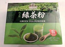 Premium Matcha Green Tea Powder - Royal King NET WT. 40g (2g x 20 bags)