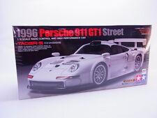 69075 Tamiya RC 47443 1996 Porsche 911 GT1 Street TAO3RS 1:10 Bausatz NEU in OVP