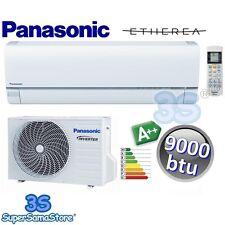 3S PANASONIC ETHEREA Wandgeräte Klimaanlage SET 2,5 KW 9000 BTU KIT-E9-QKE A++