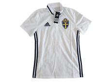 adidas Schweden SVFF Sverige Polo Shirt Herren Größe S M XL XXL -NEU- AC3900
