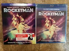 #New# Rocketman (Blu-ray, Dvd, Digital, 2019, w/Slipcover)