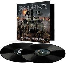 "Iron Maiden : A Matter of Life and Death Vinyl 12"" Album 2 discs (2017)"