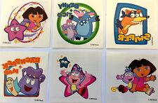 12 Dora Tattoos Party Favors Teacher Supply Boots Swiper Benny Tico Nickelodeon