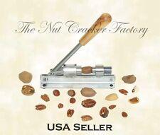 Nutcracker, Cracker, Brazilian, Chestnut Pecan, Nut, Made in U.S.A. Heavy Duty