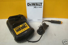 DEWALT DCB119 XR 12V IN CAR LI-ION BATTERY CHARGER 10.8V 14.4V 18V 18VOLT