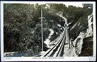 MALAYSIA~ PENANG HILL RAILWAY~ FROM MIDDLE STATION~RPPC