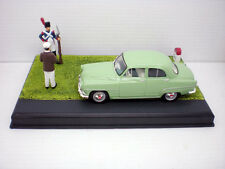 1/43 COCHE SIMCA P60 RUTA AZUL ROUTE BLEUE METAL MODEL CAR MINIATURA ESCALA IXO