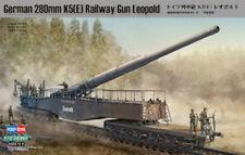 Hobbyboss 1/72 82903 German Railway Gun 280mm K5(E)
