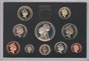 2138 Coins UK 1997 proof set