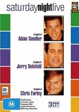 Saturday Night Live - Best Of Adam Sandler, Jerry Seinfeld & Chris Farley, NEW