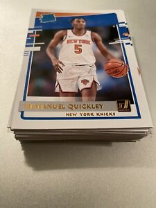 Donruss basketball rated rookies (Lot of 25) 2020-2021