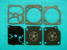 ZAMA Type Replacement GND-33 Gasket and Diaphragm Kit Fits Stihl 017/018/MS180++