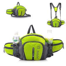 Waterproof Outdoor Sports Gym Cycling Crossbody Shoulder Waist Bag Backpack