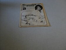 E176 NEIL DIAMOND '77 FRENCH CLIPPING
