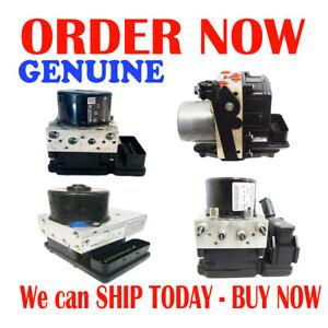 GENUINE 2002-2005 GMC Envoy XL ABS Pump Control Module EBCM w/ TRACTION GENUINE