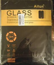 iPad Pro Screen Protector,[9.7inch][2Pack]by Ailun,Tempered Glass,9H Hardness