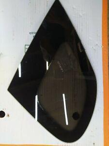 Lexus CT 200h Rear Right Door Corner Quarter Window Glass OEM
