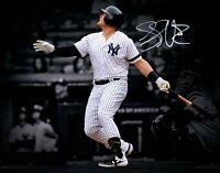 Luke Voit Autographed Signed 8x10 Photo ( Yankees ) REPRINT